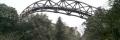 9 あやとり橋を下部から望む