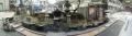 15 総湯 菊の湯(おとこ湯)前まパノラマ写真 大