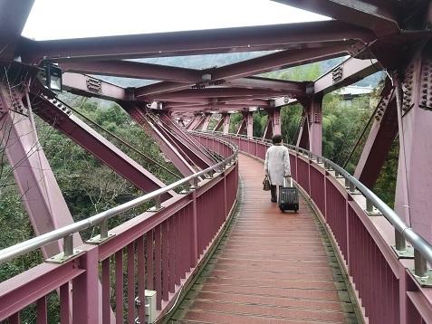 11 あやとり橋を渡る