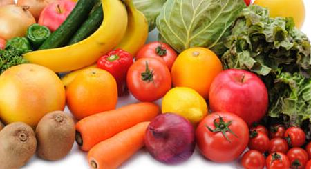野菜と果物の写真