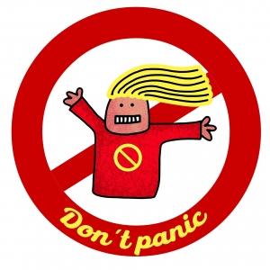 パニックになるなよ!
