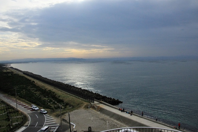 東京湾観音