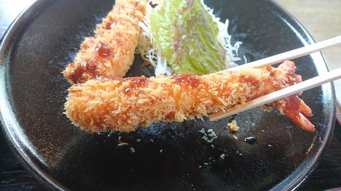 道の駅あいお (極上)えびフライ定食5