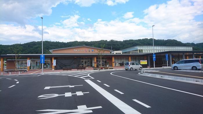 道の駅・西いなば気楽里2
