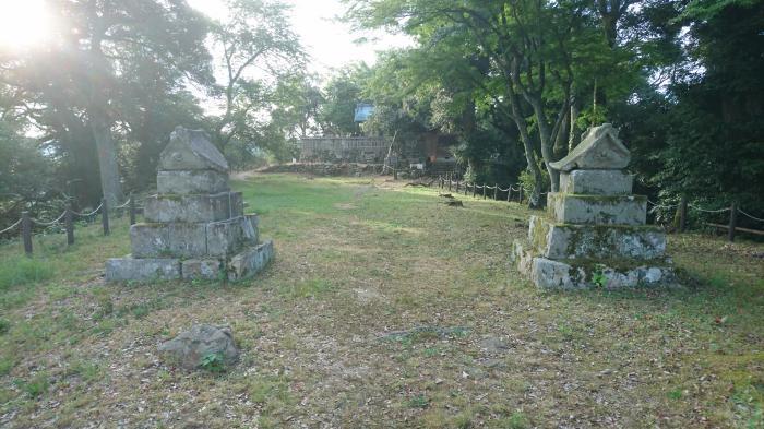月山富田城19