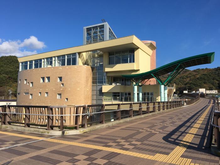 道の駅・浅虫温泉