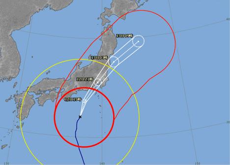 台風19号の影響で、13日も多くの便が欠航!