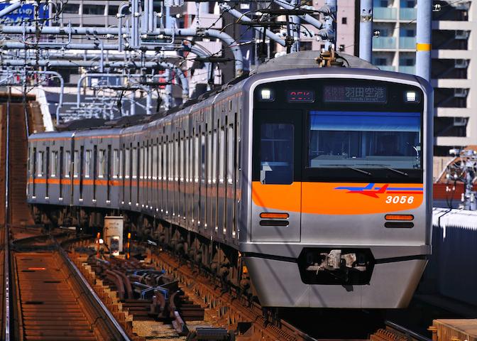 200109 keisei 3000 KQ koujiya