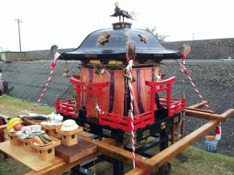 大人神輿恵比須神社