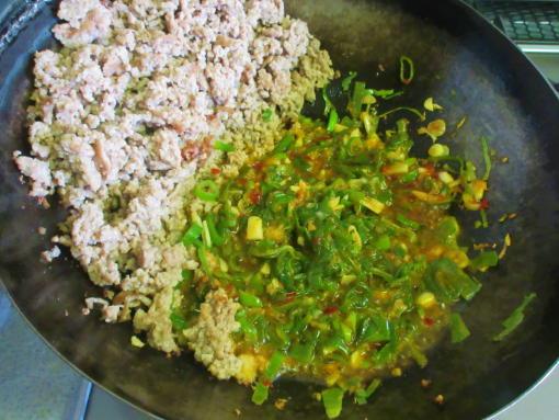 213  香味野菜炒め(1)