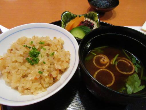 012  〆食事(1)