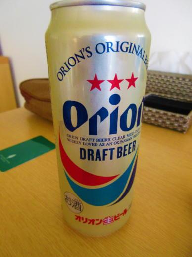 008  風呂上がりのオリオンビール(1)