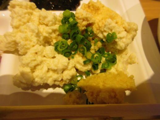 009  おぼろ豆腐(1)