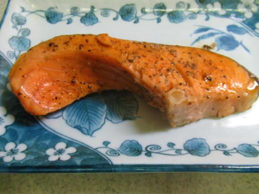 213  鮭皿盛り(1)