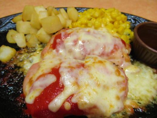 209  柔らかチキンのチーズ焼き(1)