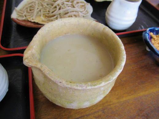 110  蕎麦湯(1)