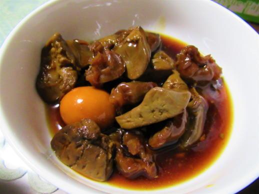 206  鶏もつ煮(1)