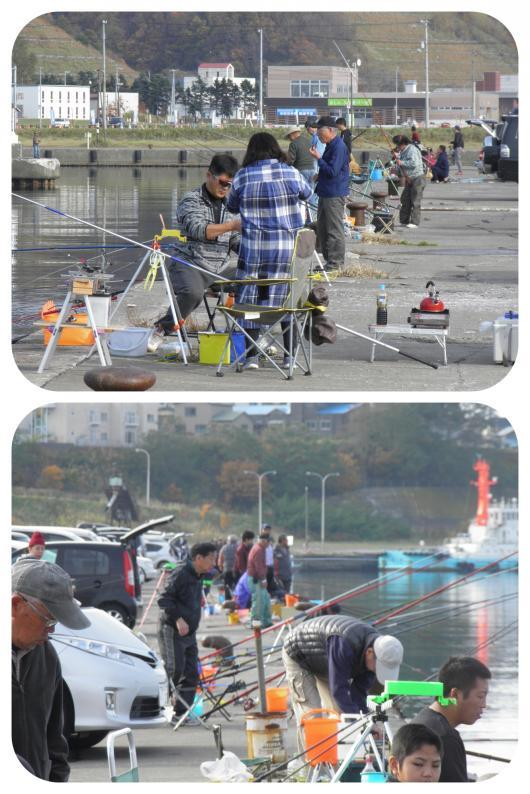 小サバ釣り1(1)