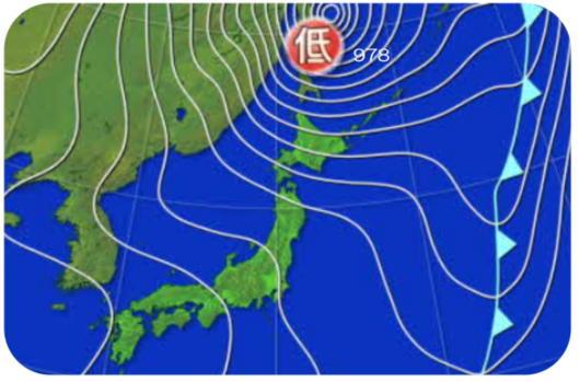 天気図1(1)