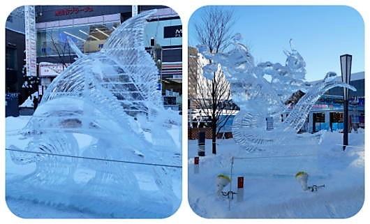 氷彫刻6(1)