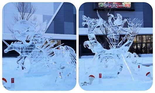 氷彫刻7(1)