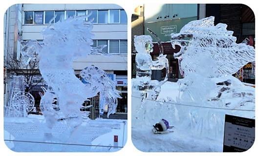 氷彫刻9(1)