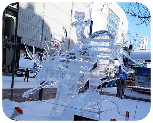 氷彫刻10(1)