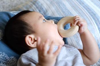 191101赤ちゃんと森の輪