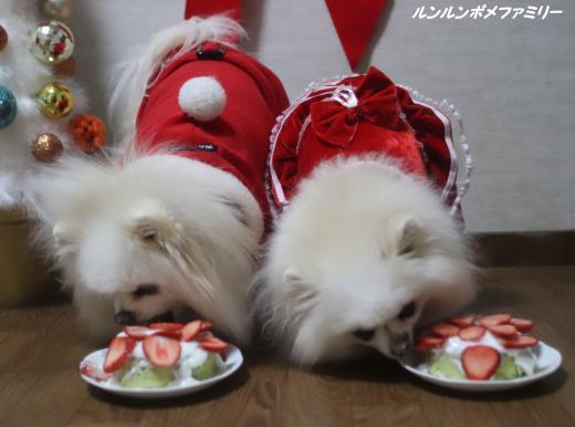 クリスマスケーキ旨い