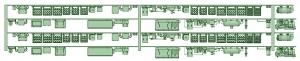 ND35-12 3500系床下機器 非冷房仕様 2編成セット
