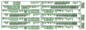 ND35-91 3600系_3500系冷改×2 床下機器