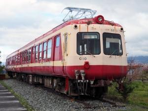 長野電鉄 20180415 保存車 (3)