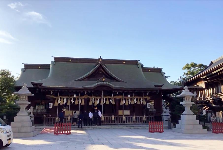 小倉祇園八坂神社