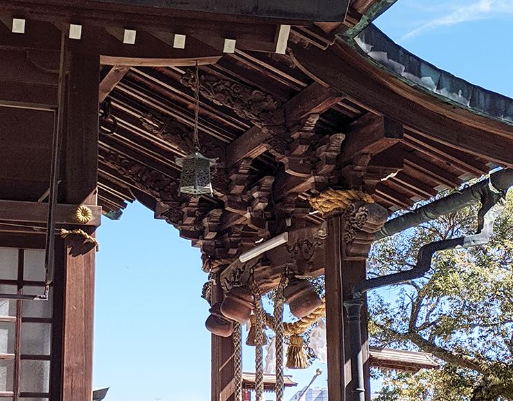 21忌宮神社