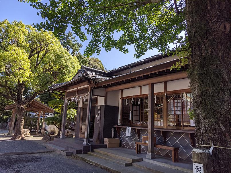 1名島神社社務所