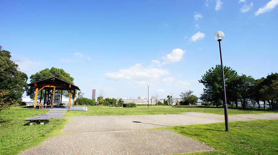 2名島城址公園眺め2