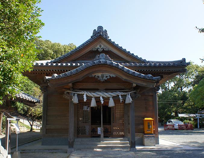 1名島神社2