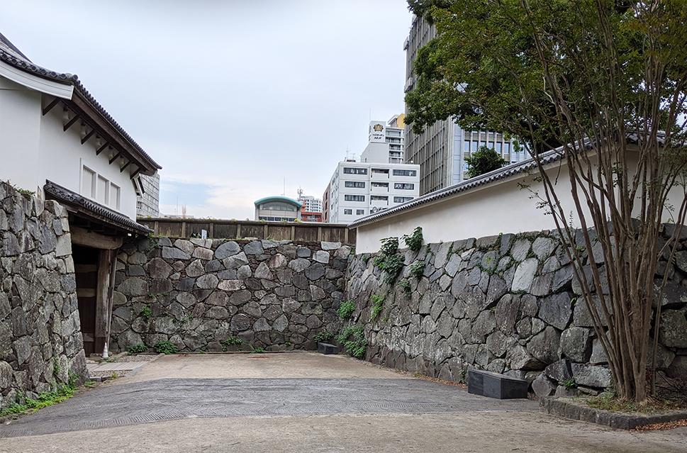 3福岡城下之橋御門