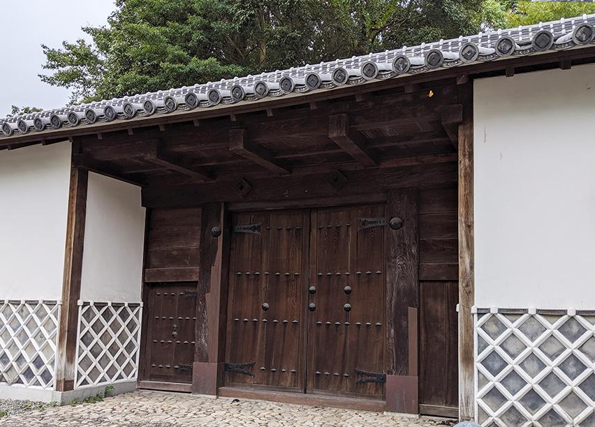 3福岡城母里太兵衛長屋門