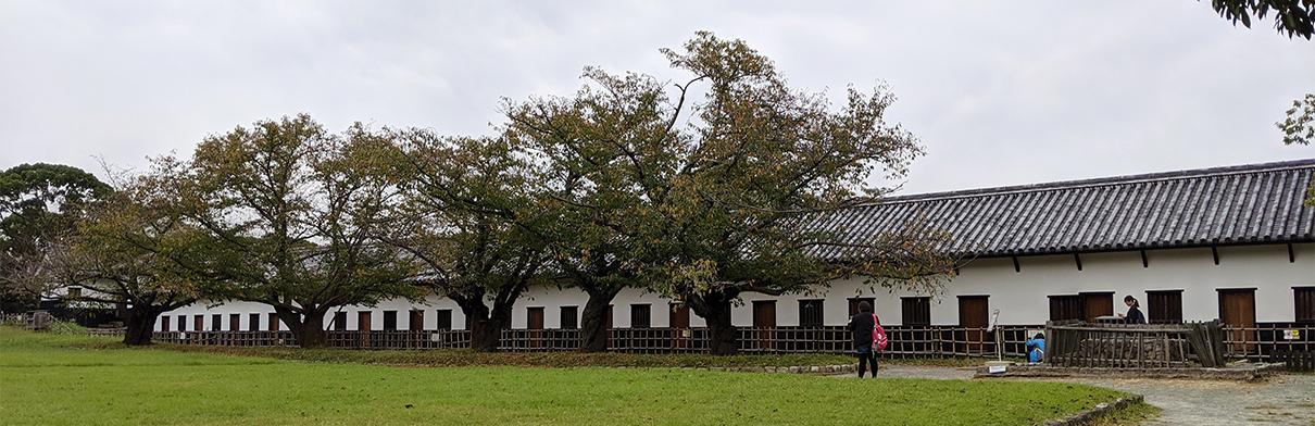 3福岡城多門櫓