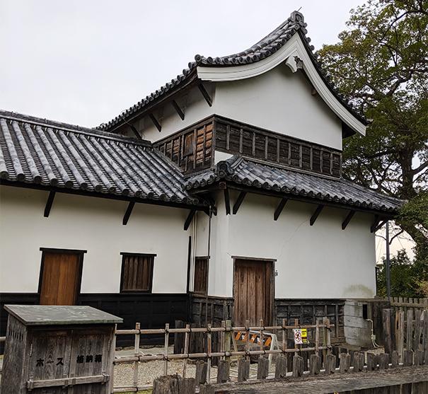 3福岡城多門櫓2