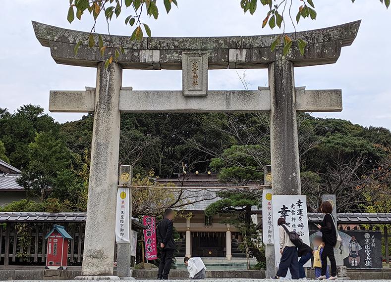 4光雲神社