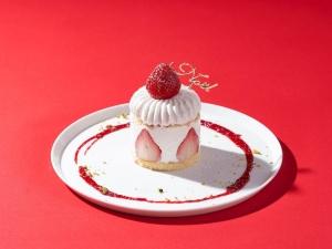 生クリームショートケーキ
