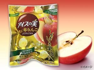 グリコ アイスの実 濃密赤りんご