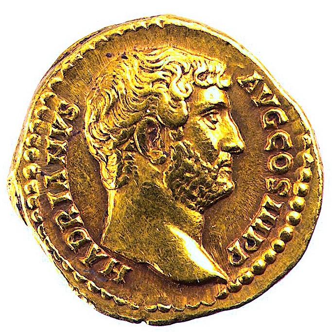 Roman AD 134138