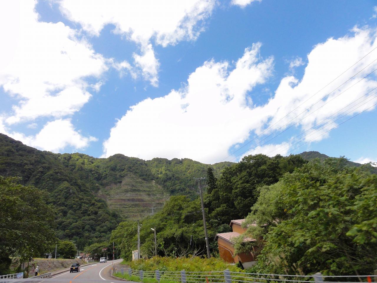 ひさしぶりのキャンプツーリング(山形)
