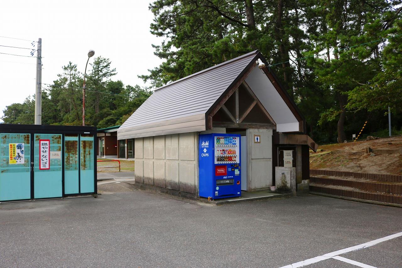 ひさしぶりのキャンプツーリング(園家山キャンプ場