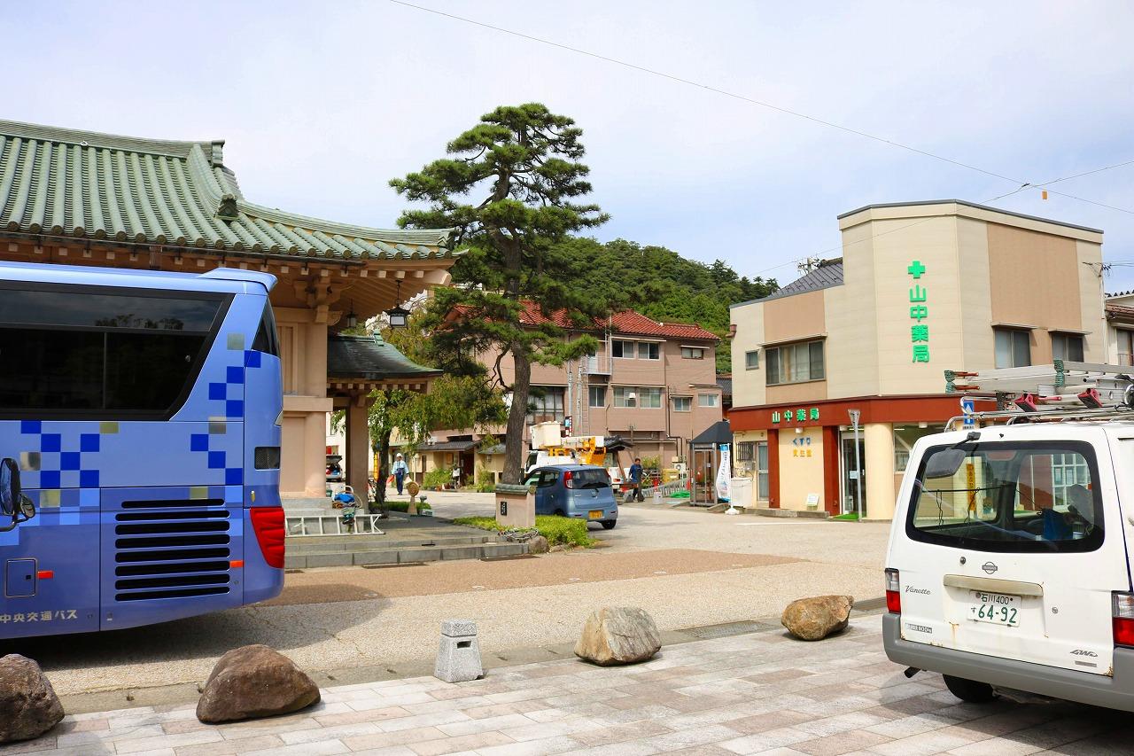ひさしぶりのキャンプツーリング(山中温泉)