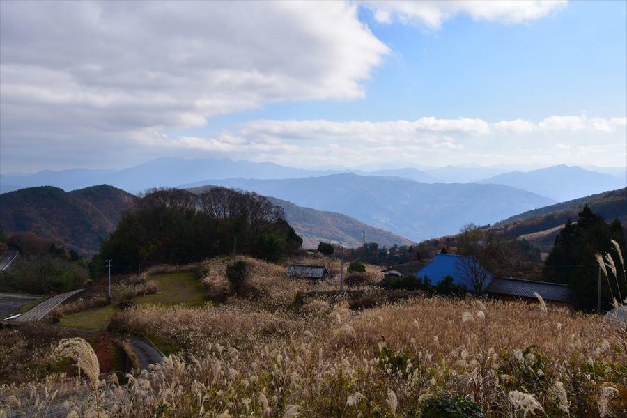 冬の集落2