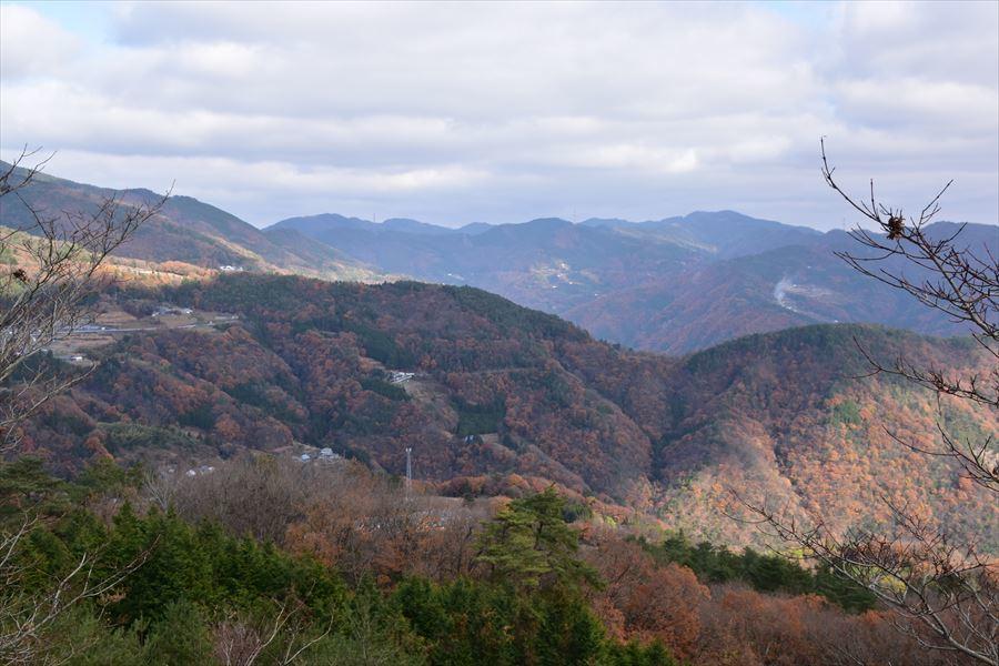 冬の集落5